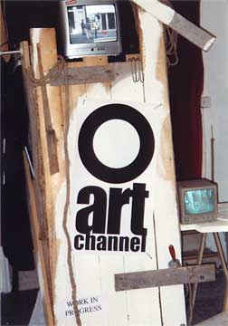 Art channel, Paris, France 2004