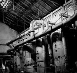 The Museum of industrial archeology