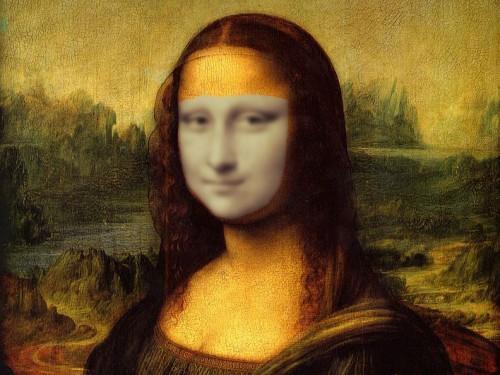 Mona Lisa – art project